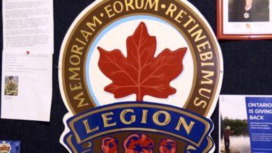 تصویر از لژیون سلطنتی کانادا 83 میلیون دلار کمک از دولت انتاریو دریافت می کند
