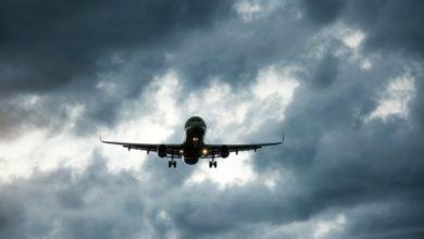 تصویر از مرکز کنترل بیماریهای بریتیش کلمبیا : انجام 6 پرواز جدید همراه با مسافران کرونایی