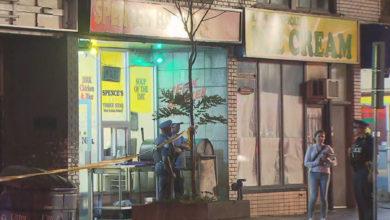 تصویر از حادثه تیراندازی در یکی از نانوایی های تورنتو   6 نفر به شدت مجروح شدند