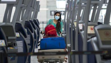 تصویر از پرواز با مسافران کرونایی : کدام پروازهای آلوده به کووید19 وارد تورنتو شدند؟