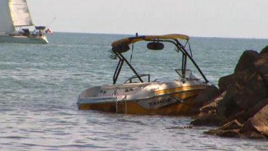 تصویر از حوادث انتاریو : برخورد قایق با صخره در تورنتو یک کشته و 6 زخمی برجای گذاشت