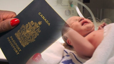 تصویر از ساکنان بریتیش کلمبیا : توریست زایمان ارزش شهروندی کانادا را کاهش میدهد