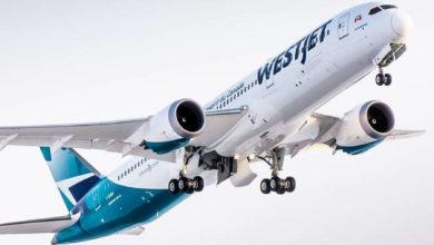 تصویر از هواپیمایی وستجت دو مسافر را بدلیل امتناع از پوشیدن ماسک 1.000 دلار جریمه کرد