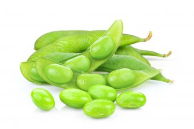 سویا دارای ایزوفلاون ، ماده افزایش دهنده استروژن