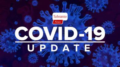 تصویر از انتاریو : 170 مورد جدید کووید19   ابتلای روزانه به ویروس کرونا 2 هفته سه رقمی است