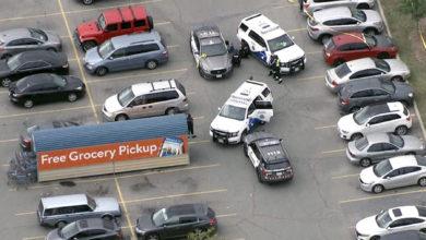 تصویر از حوادث انتاریو : تیراندازی در پارکینگ روباز والمارت تورنتو باعث کشته شدن یک مرد شد