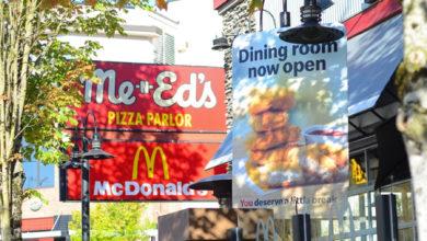 تصویر از سومین رستوران مک دونالد موقتا در مترو ونکوور تعطیل شد