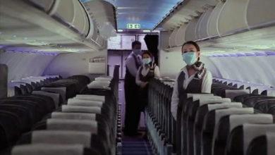 تصویر از پروازهای ونکوور با مسافران آلوده به کووید19 / 5 پرواز دیگر با بیماران کرونایی انجام شد