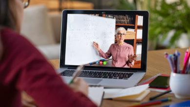 تصویر از هیات مدیره مدارس منطقه پیل : 10 هزار دانش آموز مدارس دولتی منطقه پیل به سمت آموزش آنلاین روی آوردند
