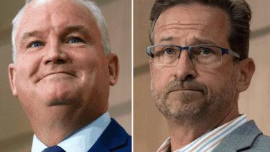 تصویر از آزمایش کووید19 ایو فرانسوا بلانشت و ارین اوتول رهبران احزاب کانادایی مثبت اعلام شد