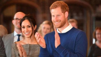 تصویر از مگان مارکل و پرنس هری 100 هزار پوند به خیریه آموزش زنان کمک کردند