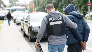 تصویر از حوادث مونترال : 17 مظنون به جرم قاچاق مواد مخدر و اسلحه در مونترال متهم شدند