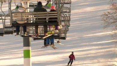 تصویر از تپه های اسکی کبک خود را برای زمستانی نامطمئن آماده میکنند!