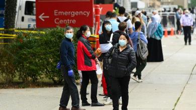 تصویر از هشدار رهبران مراقبت های بهداشتی : انتاریو نیازمند محدودیتهای فوری برای کسب و کارهای غیر ضروری