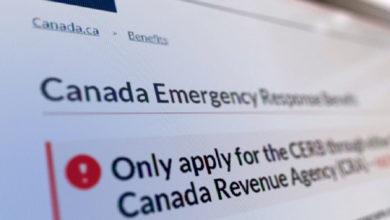 تصویر از مزایای پاسخ اضطراری کانادا ( CERB ) پایان یافت