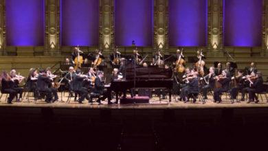 تصویر از VSO فصل کنسرت مجازی موسیقی ارکسترال را در نتفلیکس راه اندازی می کند