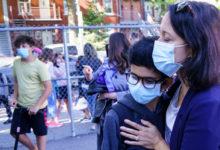 تصویر از پروتکل های کووید19 در مدارس دولتی سراسر کانادا و چالش والدین