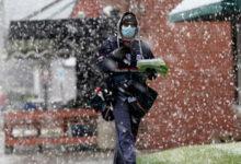 تصویر از قبل از آغاز زمستان در نیمکره شمالی ، جهان باید کووید 19 را تحت کنترل درآورد