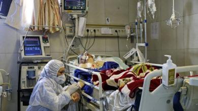 تصویر از افزایش مرگ و میر روزانه ویروس کرونا در ایران به بالای 200 نفر
