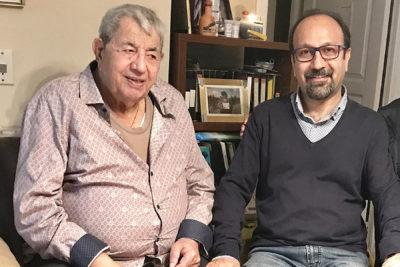 واکنش اصغر فرهادی به درگذشت عباس جوانمرد ، پیشکسوت تئاتر