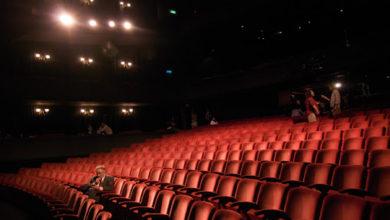 تصویر از سینه ورد ، دومین اپراتور بزرگ سینما در جهان تمام سالن های نمایش ایالات متحده ، انگلیس و ایرلند را میبندد