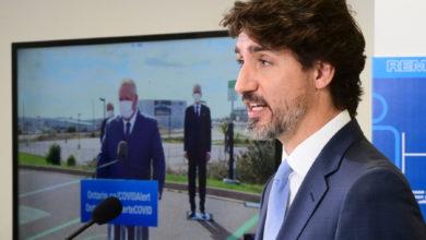 تصویر از نخست وزیر ترودو : آمادگی کانادا برای « پیامدهای مختلف » انتخابات ایالات متحده امریکا