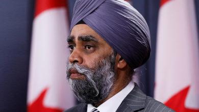 تصویر از وزیر دفاع کانادا خواستار لغو « دیپلماسی گروگان گیری » از چین شد