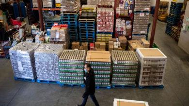 تصویر از کمک دوبرابری به بانک های مواد غذایی در زمان اپیدمی : 100 میلیون دلار دیگر تزریق شد
