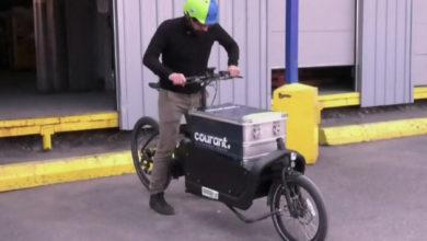 تصویر از شهرداری مونترال تصمیم دارد خدمات دلیوری درون شهری با دوچرخه را دائمی کند