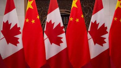"""تصویر از چین از به کار بردن عبارت """"دیپلماسی تهدید"""" در سخنرانی ترودو اظهار نارضایتی کرد"""