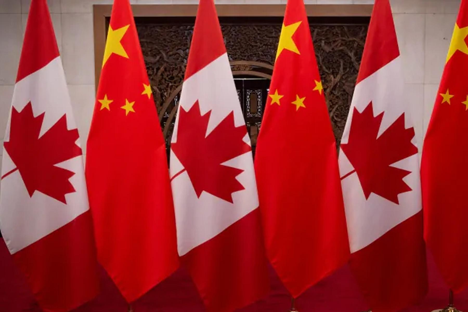 """چین از به کار بردن عبارت """"دیپلماسی تهدید"""" در سخنرانی ترودو اظهار نارضایتی کرد"""