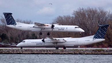 تصویر از شرکت هواپیمایی پورتر ، تعلیق خدمات خود را تا حداقل 15 دسامبر تمدید میکند