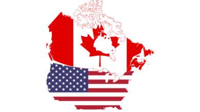 تصویر از مهاجرت به کانادا : امریکای شمالی اولین و امریکا ششمین کشور مهاجر پذیر در جهان شناخته میشوند