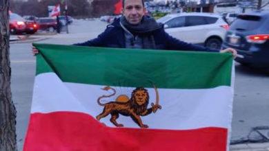 تصویر از مهدی امین ، فعال سیاسی و از مخالفین جمهوری اسلامی ایران در منزل خود در کانادا به قتل رسید