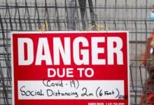 تصویر از شمار مرگ و میرها ناشی از ویروس کرونا در کانادا از 10 هزار نفر گذشته است
