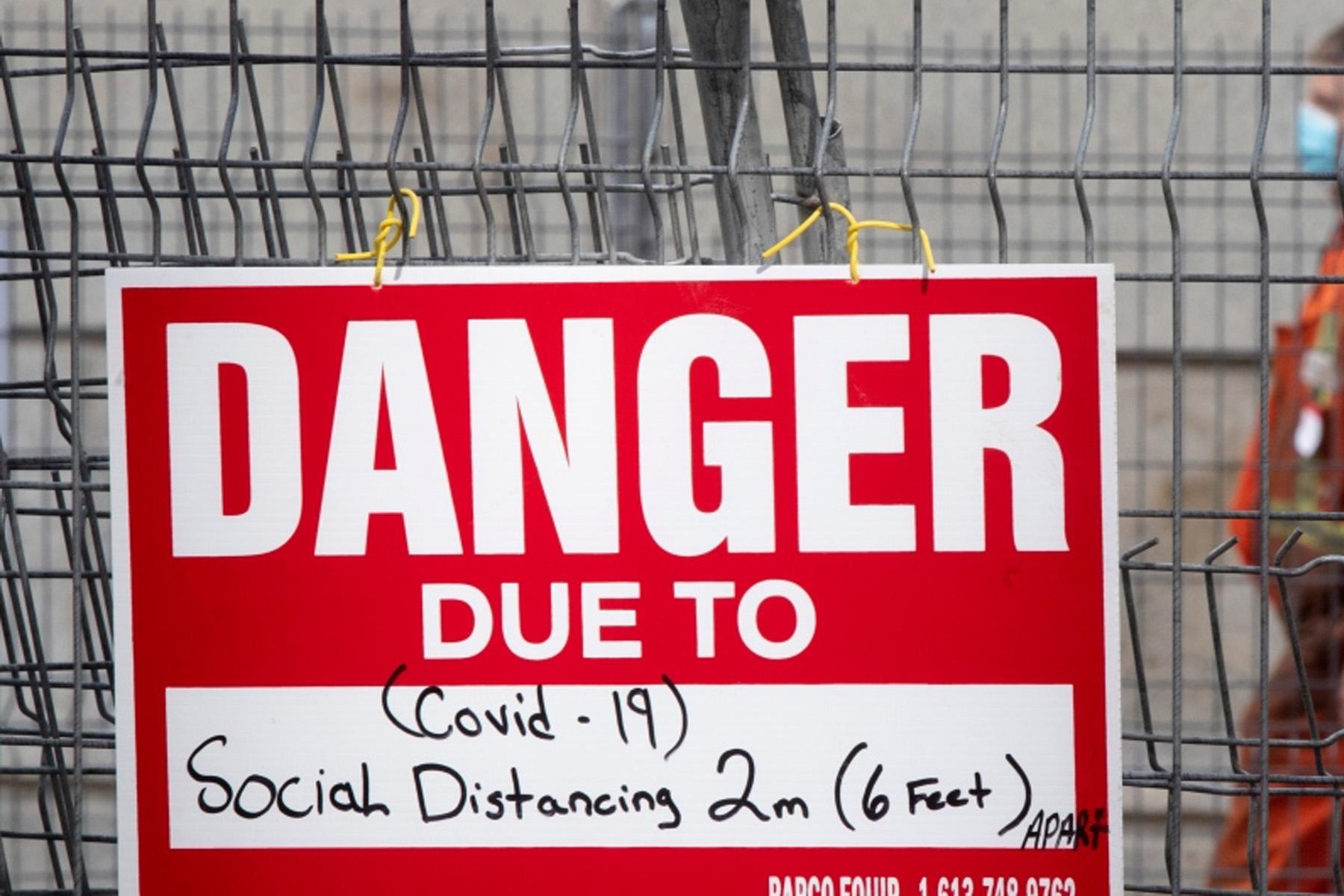 شمار مرگ و میرها ناشی از ویروس کرونا در کانادا از 10 هزار نفر گذشته است