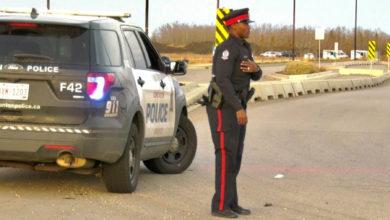 تصویر از پلیس ادمونتون : مرد مسلح در کانون اصلاح و تربیت جوانان ادمونتون، تسلیم شد