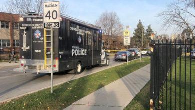تصویر از پسر بچه بیگناه 12 ساله در حادثه تیراندازی تورنتو به شدت مجروح شد