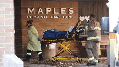 تصویر از اعزام تیم پاسخ سریع به بحران کرونا پس از 8 مورد مرگ و میر به مرکز مراقبت های وینیپگ