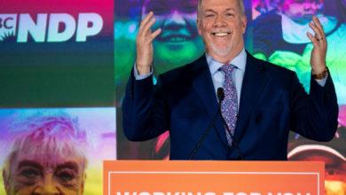 تصویر از پایان شمارش آرا در انتخابات 2020 بریتیش کلمبیا : حزب نیودموکرات موفق به کسب 57 کرسی