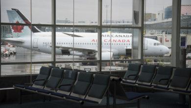 تصویر از حمایت دولت فدرال از شرکتهای هواپیمایی کانادا منوط به بازپرداخت وجه بلیط به مشتریان است