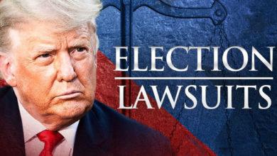 تصویر از دونالد ترامپ شمارش آرا انتخابات را به چالش میکشد : موانعی وجود دارند