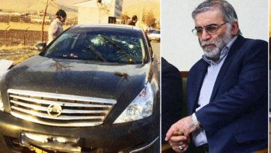 تصویر از 5 تصویر از ترور کارشناس ارشد اتمی حکومت ایران توسط اسرائیل