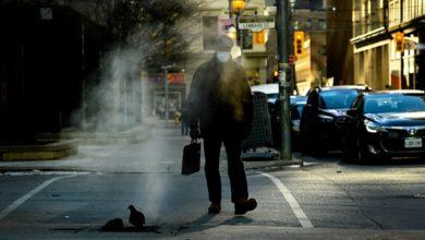 تصویر از تعداد مبتلایان به کووید19 در کانادا از نیم میلیون نفر گذشت