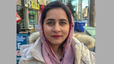 تصویر از خشم و سوء ظن پس از اینکه کریما مهراب ، مخالف پاکستانی در تورنتو کشته شد