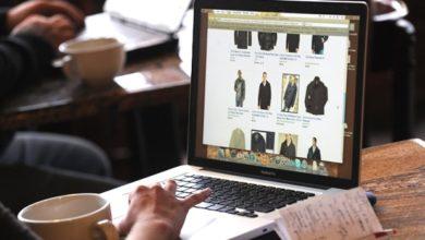 تصویر از خرید و فروش های باکسینگ دی بدلیل محدودیت های کرونا به صورت آنلاین انجام میشود