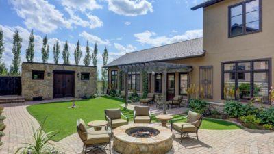 حراج خانه لئوناردو دی کاپریو در آلبرتا با قیمت پیش بینی شده 8.5 میلیون دلار