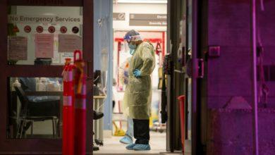 تصویر از اولین 2 نفر مبتلا به گونه جدید ویروس که قبلاً در انگلیس شناسایی شد، در انتاریو یافت شد