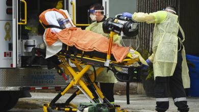 تصویر از مرکز مراقبت های بلند مدت تورنتو که درگیر شیوع ویروس کرونا شده بود 2 مورد فوتی دیگر گزارش کرد