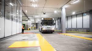 تصویر از ایستگاه مسافربری مرکزی جدید گو باس GO bus در تورنتو افتتاح شد